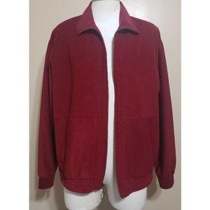 Teddi Corduroy Burgandy Jacket